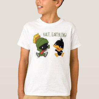 Chibi MARVIN THE MARTIAN™ & DAFFY DUCK™ T-Shirt
