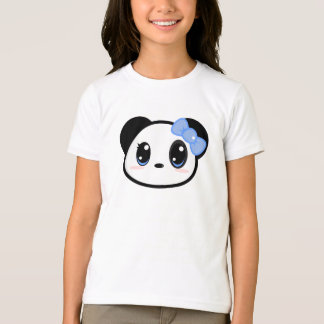 Chibi Panda Girl T-shirt