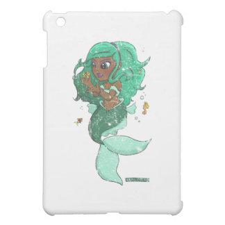Chibi Pisces (distressed) iPad Mini Case