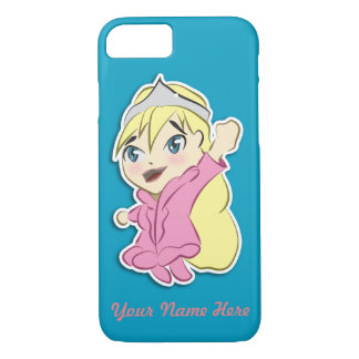 Chibi Princess Bold Phone Case