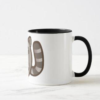 Chibi Raccoon Mug