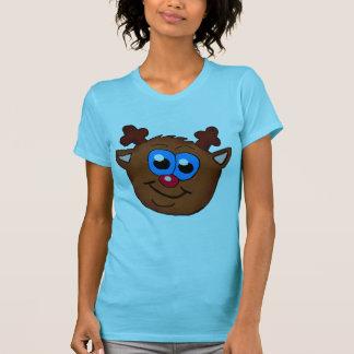 Chibi Rudolph Woman's Shirt