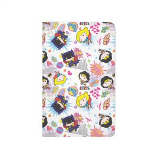 Chibi Super Heroine Pattern Journals