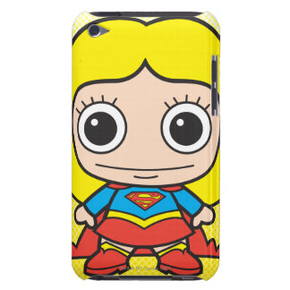 Chibi Supergirl iPod Touch Cases