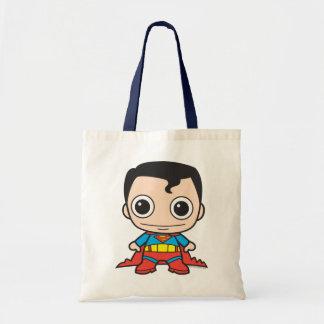 Chibi Superman Canvas Bag