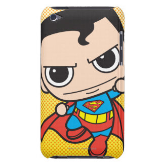 Chibi Superman Flying Barely There iPod Cases