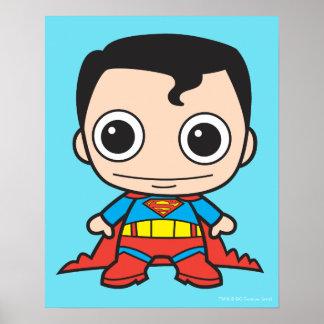 Chibi Superman Poster
