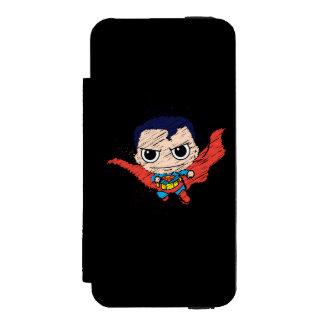 Chibi Superman Sketch Incipio Watson™ iPhone 5 Wallet Case
