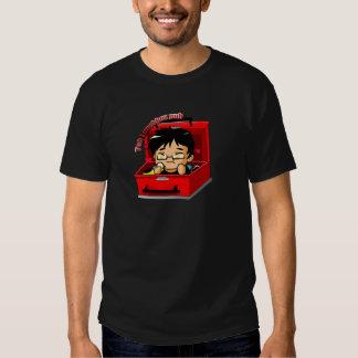 Chibi Teh lunchbox Tshirts