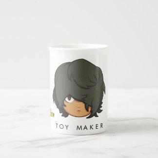 Chibi Toy Maker Bone China Mug