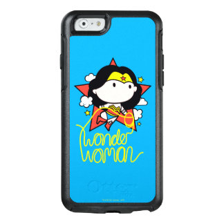 Chibi Wonder Woman Flying With Lasso OtterBox iPhone 6/6s Case