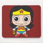 Chibi Wonder Woman Mouse Pad