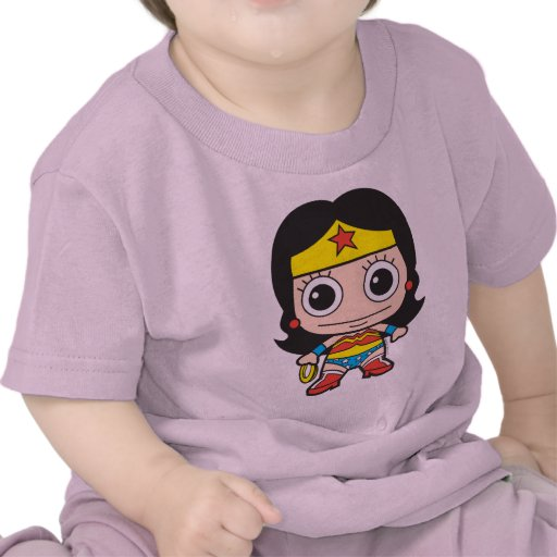 Chibi Wonder Woman Tees