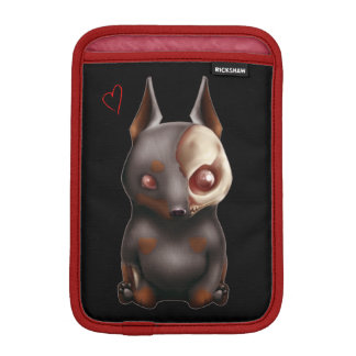 Chibi Zombie Dog iPad Mini sleeve