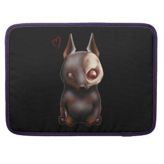 Chibi Zombie Dog Macbook Pro sleeve