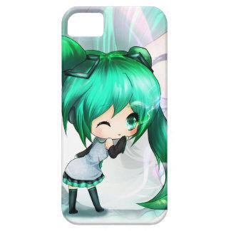 Chibinime - Cute Phone case Anime girl Character