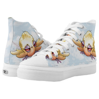 CHIBITTEE MONSTER SHOES High Top Shoes