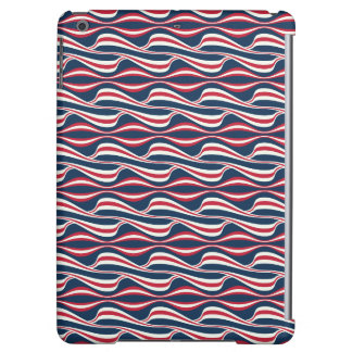 Chic abstract american Labor Day Pattern