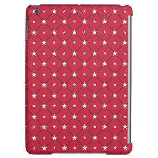 Chic american Labor Day Pattern with Stars