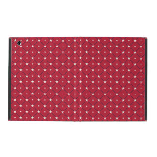 Chic american Labor Day Pattern with Stars iPad Covers