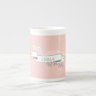 Chic and Elegant Custom Name Mug