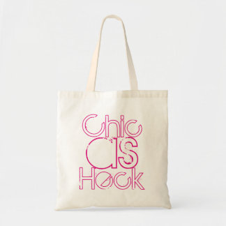 Chic as Heck Budget Tote Bag