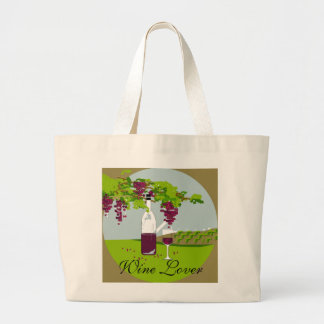 CHIC BAG_ WINE LOVER _2 CANVAS BAGS