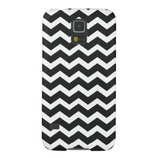Chic Black & White Chevron Galaxy Nexus Case