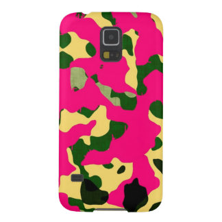 Chic camouflage case for galaxy s5
