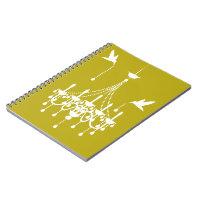 Chic Chandelier Notebook