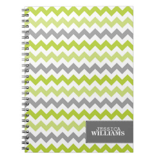 Chic Chevron Notebooks