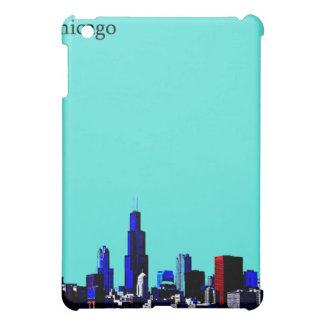 Chic Chicago Skyline Case For The iPad Mini