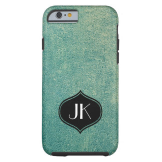Chic, Cool & Edgy Grunge Monogram Tough iPhone 6 Case