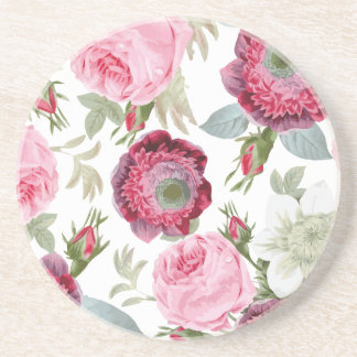 Chic Country Signature Floral Coaster