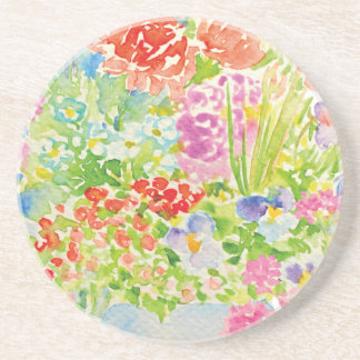 Chic Country Signature In The Garden Coaster
