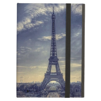 Chic Elegant Vintage Eiffel Tower Paris France iPad Air Case