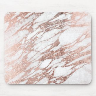 Chic Marble Mouse Mat