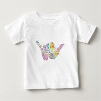 chic famous peace design shirt