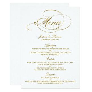 Wedding Menu Cards Uk | Wedding Ideas