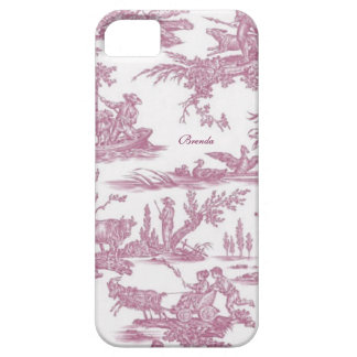 Chic French Toiles Custom iPhone 5 Cases