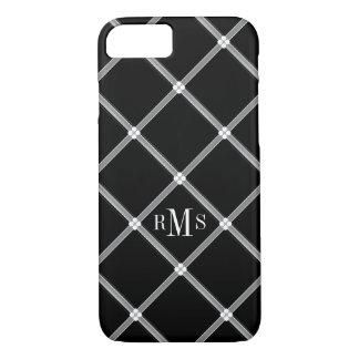CHIC IPHONE 7 CASE_BLACK/GREY/WHITE iPhone 8/7 CASE