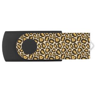 Chic Leopard Print USB USB Flash Drive