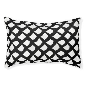 Chic Modern Black and White Pattern