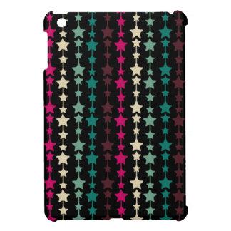 Chic Multicolored Stars Pattern Case For The iPad Mini