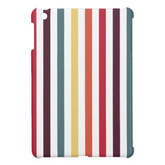 Chic Multicolored Stripes Cover For The iPad Mini