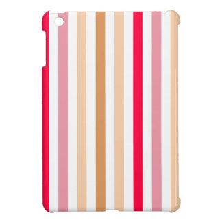 Chic Multicolored Stripes iPad Mini Cases