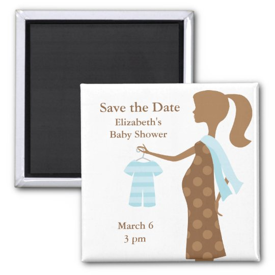Chic Mum To Be Baby Shower Save the