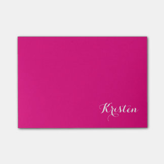 Chic Name Post-it® Notes
