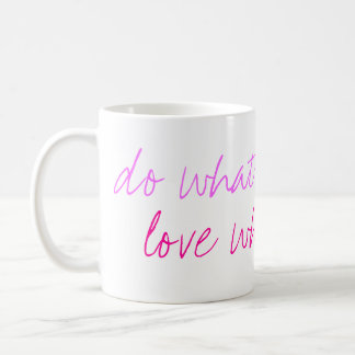 Chic Office Mug