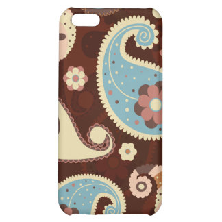 Chic Paisley iPhone Case iPhone 5C Cases